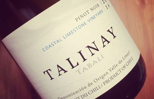Tabali Talinay Pinot Noir Limari Valley 2014