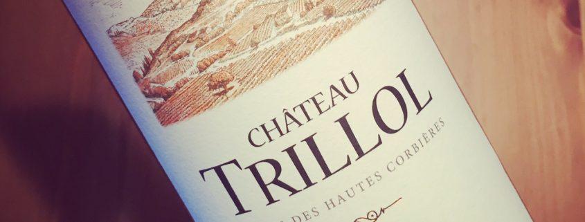 Château Trillol Corbières 2012