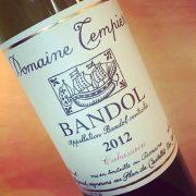 Domaine Tempier Cabassaou Bandol 2012