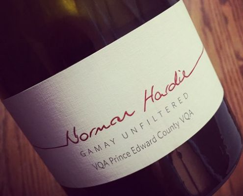 Norman Hardie Winery Gamay VQA Prince Edward County 2012