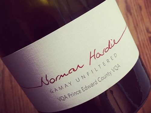Norman Hardie Winery Gamay VQA Prince Edward County 2012