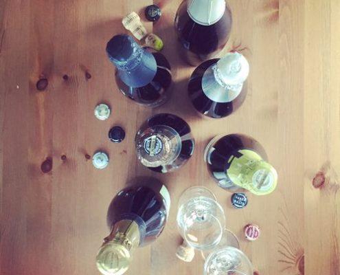 Recevoir à petit prix – vins mousseux
