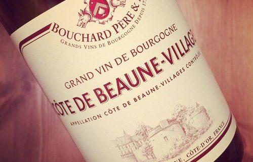Bouchard Père & Fils Côte de Beaune-Villages 2013