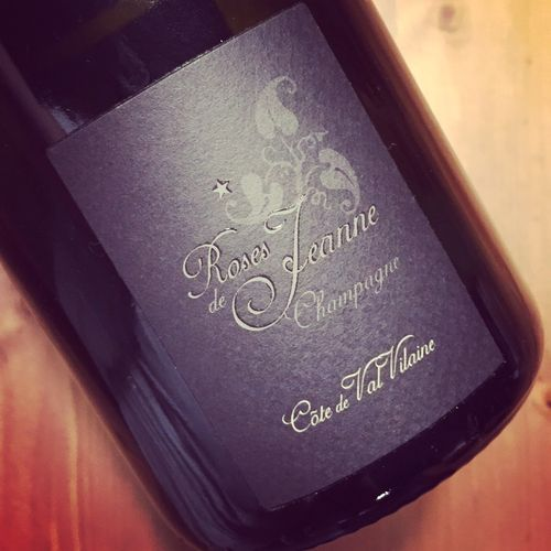 Cédric Bouchard Roses de Jeanne Côte de Val Vilaine Brut Champagne 2012