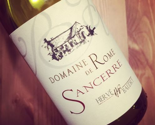Domaine de Rome Sancerre Traditionnel 2014