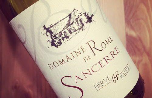 Domaine de Rome Sancerre Traditionnel 2014