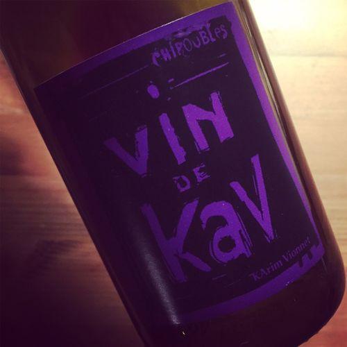Karim Vionnet Vin de Kav Chiroubles 2014