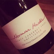 Norman Hardie County Cabernet Franc VQA Prince Edward County 2014