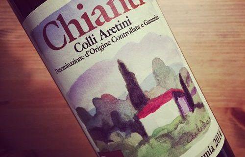 Paterna Colli Aretini Chianti 2014