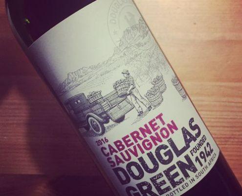 Douglas Green Cabernet-Sauvignon Western Cape 2016