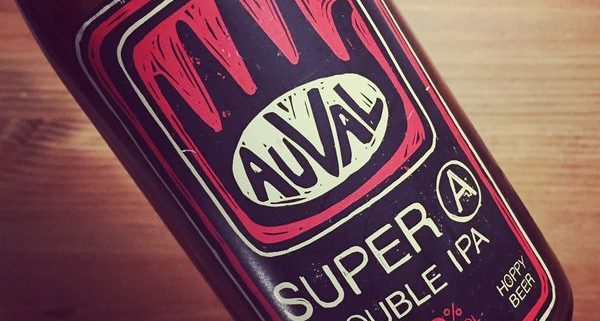 Brasserie Auval Super A Double IPA