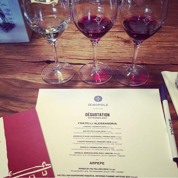 Dégustation des vins de la Fratelli Alessandria Dégustation-avec-Oenopole-Fratelli-Alessandria
