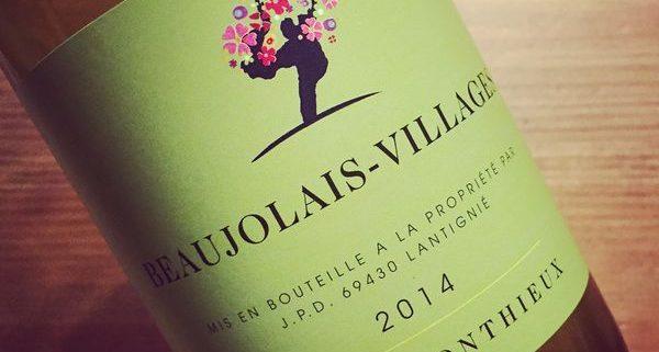 Domaine Jean-Paul Dubost Cuvée Les Monthieux Beaujolais-Villages 2014