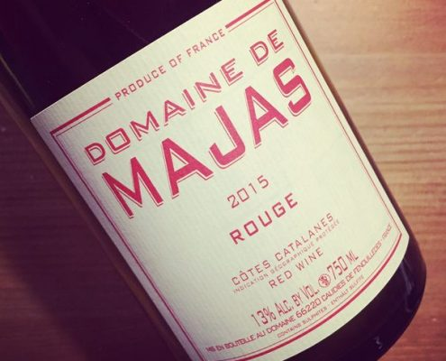 Domaine de Majas Côtes Catalanes 2015