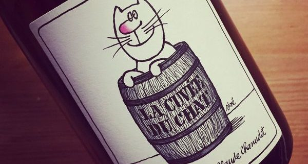 Jean-Claude Chanudet La Cuvée du Chat 2015