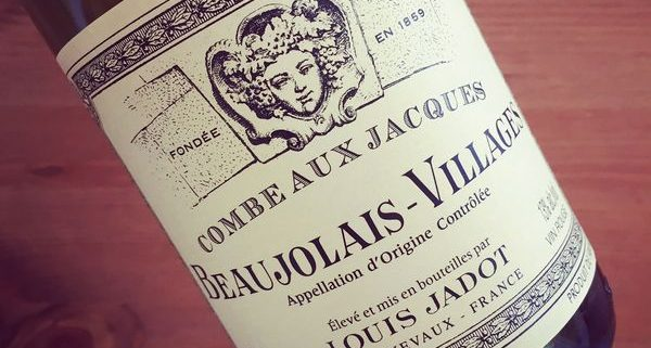Maison Louis Jadot Beaujolais Villages Combe aux Jacques 2015