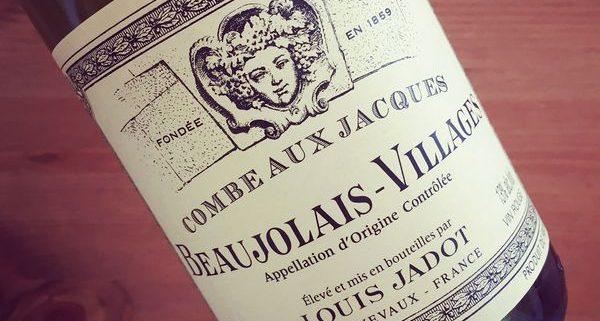 Maison Louis Jadot Beaujolais Villages Combe aux Jacques 2015