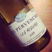 Vignoble Les Pervenches Les Rosiers 2015