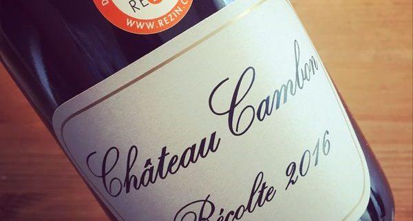 Château Cambon Beaujolais 2016