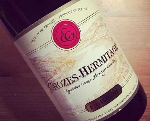 E Guigal Crozes-Hermitage 2013