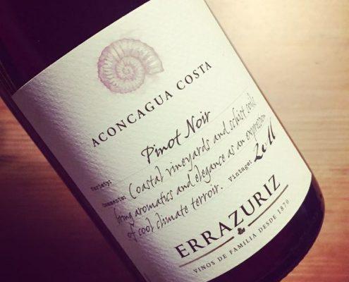 Errazuriz Aconcagua Costa Pinot Noir 2016