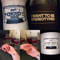 I want to be stereotyped - Dans mon verre