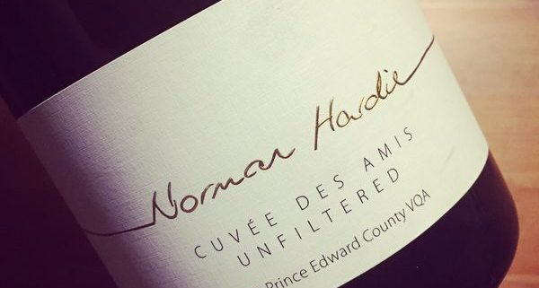 Norman Hardie Cuvée des Amis VQA Prince Edward County 2014