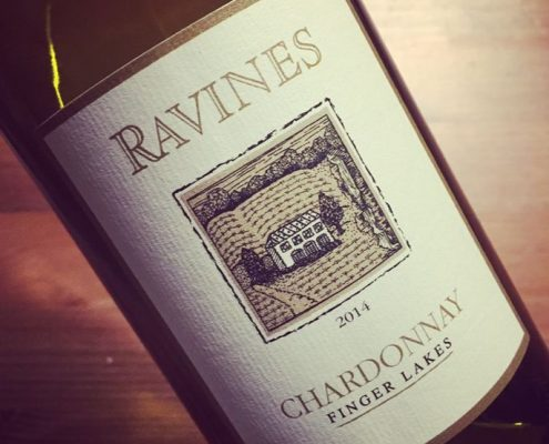 Ravines Chardonnay Finger Lakes 2014