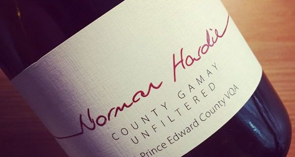 Norman Hardie County Gamay VQA Prince Edward County 2014