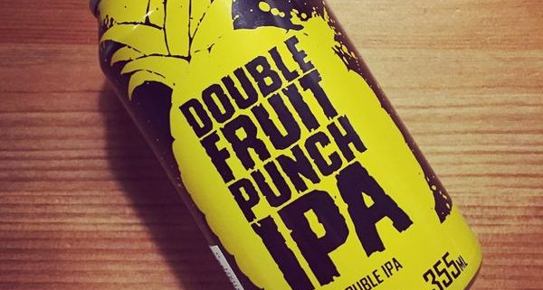 Vox Populi Double Fruit Punch Double IPA