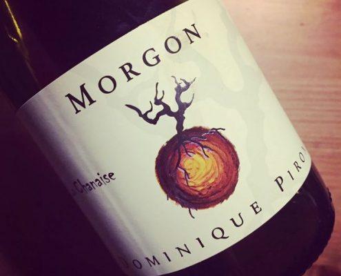 Dominique Piron Domaine de laChanaiseMorgon2015