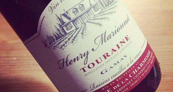 Henry Marionnet Domaine de la Charmoise Touraine 2016