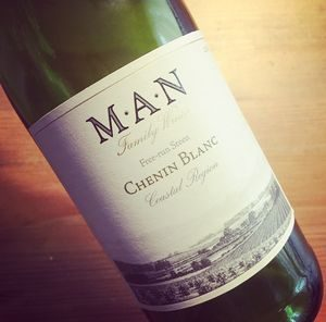 MAN Free Run Steen Chenin Blanc Coastal Region 2016