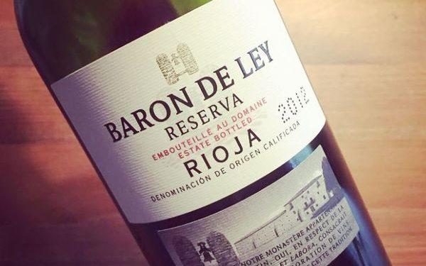 Baron de Ley Reserva Rioja 2012