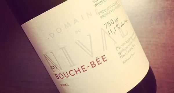 Domaine du Nival Bouche-Bée 2015