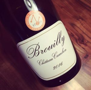 Château Cambon Brouilly 2016
