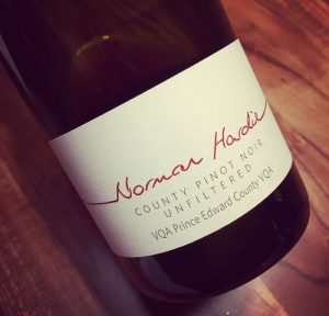 Norman Hardie County Pinot Noir VQA Prince Edward County 2012