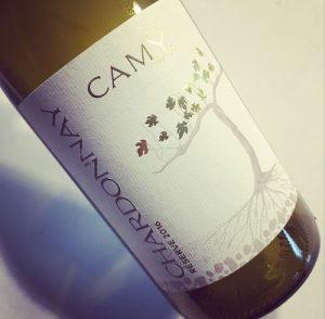 Vignoble Camy Chardonnay Réserve 2016.