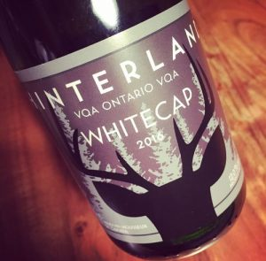 Hinterland Whitecap Method Charmat VQA Ontario 2016