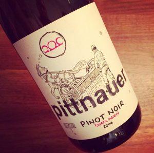 Weingut Pittnauer Pinot Noir Dorflagen 2014