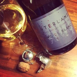 Hinterland Blanc de Blanc Method Traditional VQA Prince Edward County 2011