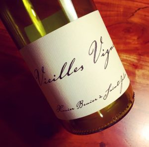 Xavier Benier Vieilles Vignes Vin de France 2016