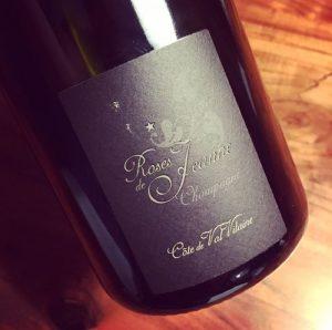 Cédric Bouchard - Roses de Jeanne Côte de Val Vilaine Champagne Blanc de Noirs 2012