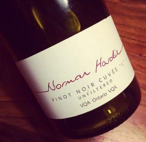Norman Hardie Pinot Noir Cuvée L VQA Ontario 2009