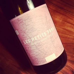 Division Wine Company Les Petits Fers Gamay Noir Willamette Valley 2016