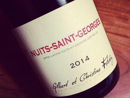 Domaine Felettig Nuits-Saint-Georges 2014