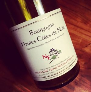 Domaine Henri Naudin-Ferrand Bourgogne Hautes-Côtes-de-Nuits 2012