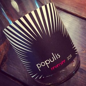 Populis Wine Reversée Carignane Mendocino County 2015