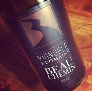 Vignoble et Domaine Beauchemin Rouge 2015