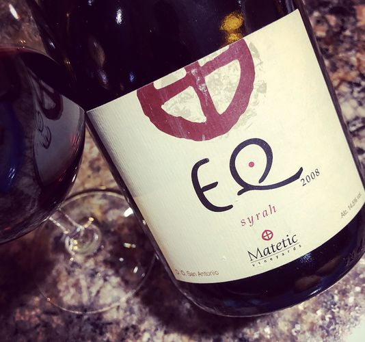 Semaine du 3 mars Matetic-Vineyards-EQ-Syrah-San-Antonio-2008